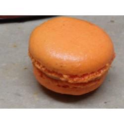 macaron abricot amande
